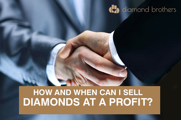 sell your diamond at profit